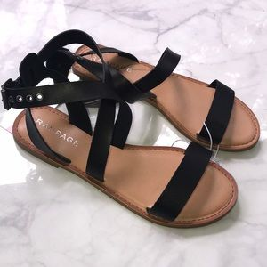 Rampage Sandals Size 9.5 NWT